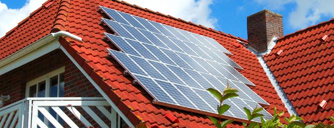 solceller i danmark